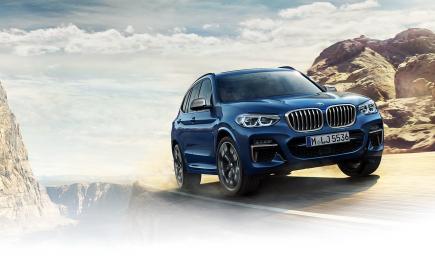 BMW X3 الجديدة 2019