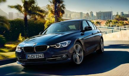 BMW الفئة الثالثة صالون 2018
