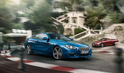 BMW الفئة السادسة كوبيه 2018
