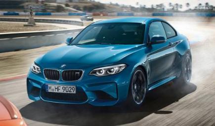 BMW M2 كوبيه الجديدة 2018