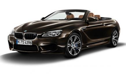BMW M6 المكشوفة الجديدة 2018