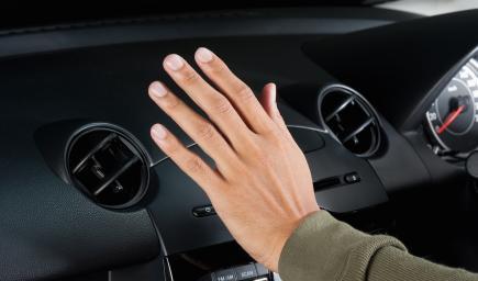 درجة الحرارة المثالية لمكيف السيارة بين 21 و23 درجة