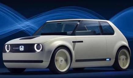 هوندا تصنع سياره كهربائيه من اجل جنيف
