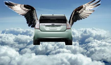 طائره تقتحم احد المطاعم