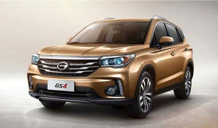 GAC GS4 GS الجديدة 2019