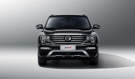 GAC GS8 GL 4WD الجديدة 2019