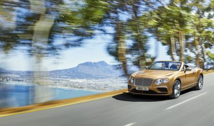 بنتلي كونتيننتال GT CONVERTIBLE الجديدة 2018