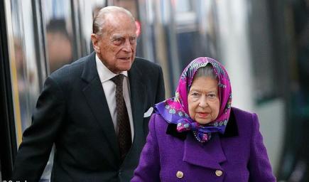 هل تخلى الأمير فيليب عن القيادة بشكل مؤقت أو دائم بأمر  ملكي؟