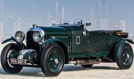 سيارة 'Blower' الأسطورية من Bentley
