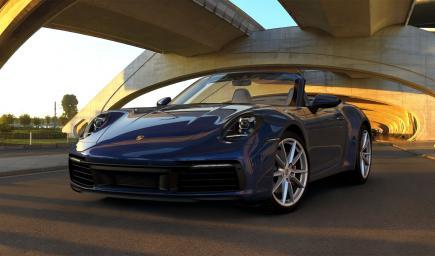 بورش 911 Carrera 4S Cabriolet الجديدة 2020