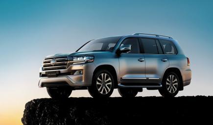 تويوتا لاندكروزر GXR2 Diesel الجديدة 2018