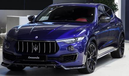 """لأول مرة سيارة مازيراتي تنتج طرازاً جديداً باسم """"جيبلي ريبيل"""" بعدد محدود يصل إلى 200 سيارة"""