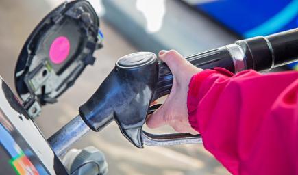 المضخات الحديثة تقوم بسحب الوقود من أخفض نقطة في الخزان