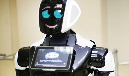 الروبوت الروسي بروموبوت