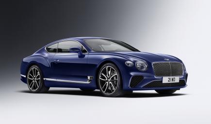 بنتلي كونتيننتال GT الجديدة 2018