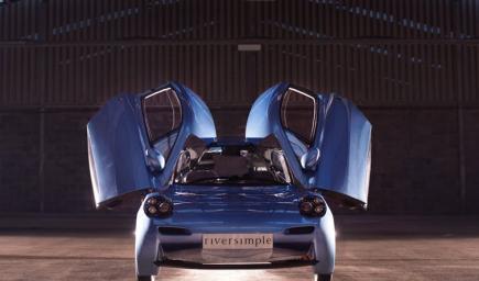 السيارة البريطانية الجديدة