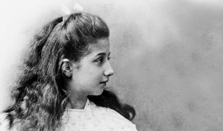 النمساوية «مرسيدس أدريانا مانويلا رامونا يلنيك» التي ولدت 1889