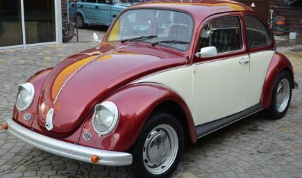 """سيارة الـ""""بيتل"""" أوالخنفساء التي من الممكن اعتبارها واحدة من أشهر السيارات"""