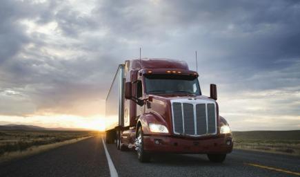 مراقبة الشاحنات