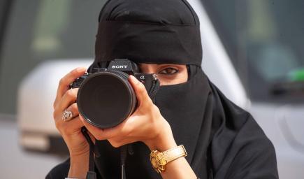 نوال تركي الجبررئيسة القسم النسائيّ في جريدة الرياض