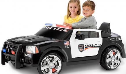 سيارات البوليس للأطفال