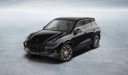 بورش Cayenne Turbo S الجديدة 2018