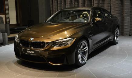 سيارة BMW Alpina B4 S