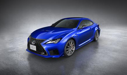 لكزس RC-F AA F-Performance الجديدة 2020