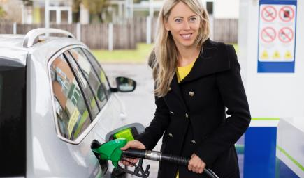 قد تقوم بعض محطات الوقود، بالغش في نوعية الوقود
