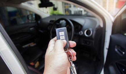 إذا أردت حماية سيارتك من السرقة أحيطي المفتاح بورق الألمونيوم الذي يحجب إشاراته