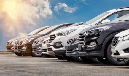 شراء السيارات التي تعرضت لاصطدامات أمامية