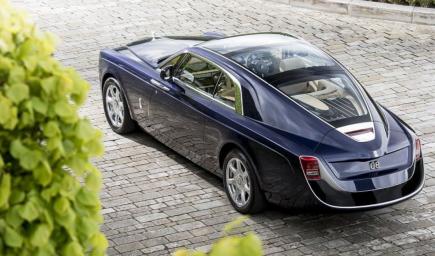 ستسحب لقب اغلى سيارة في العالم بوغاتي