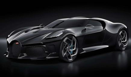 سيارة بوغاتي الجديدةلافواتور نوار ثمنها12 مليون و452 ألف و905 دولار أمريكي