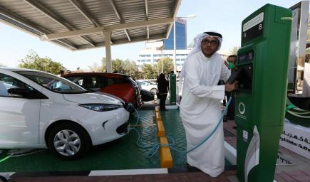 سيارات تعمل بالشحن الكهربائي