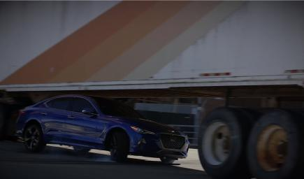 سيارة جينيسيس G70