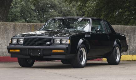 سيارة «بويك غراند ناشونال» كوبيه