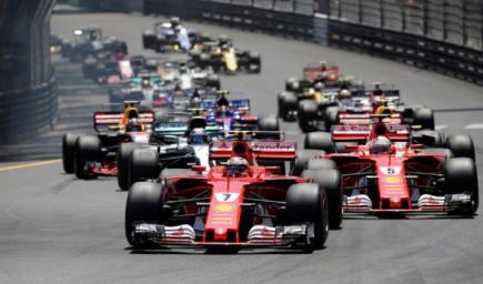 أول سباقات الفورمولا 1 الخاصة بالسيدات