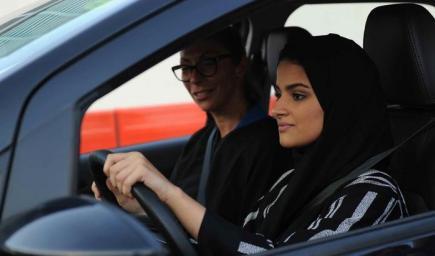 هل هناك متطوعات على استعداد لتدريب نساء أخريات على قيادة السيارة مجاناً؟