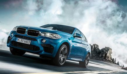 BMW X6 M الجديدة 2018