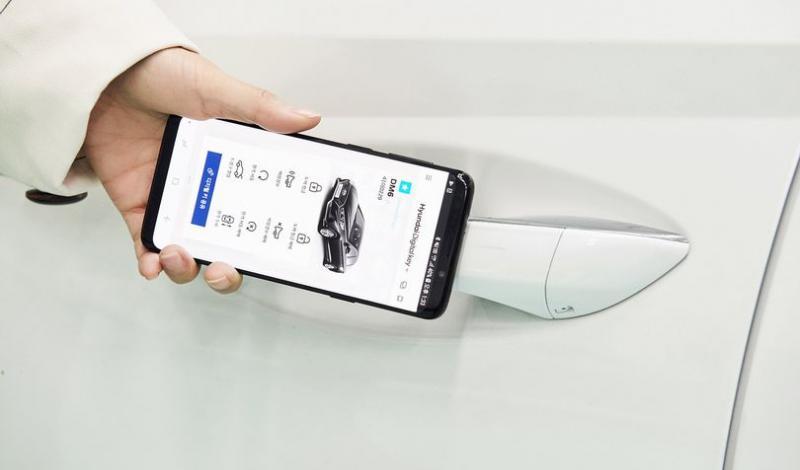 تطبيق على الهاتف يمكنه فتح وغلق السيارة من دون المفاتيح سيارات سيدتي