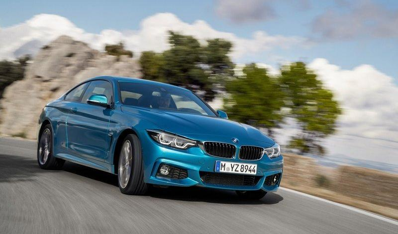 BMW M4 كوبيه الجديدة 2018