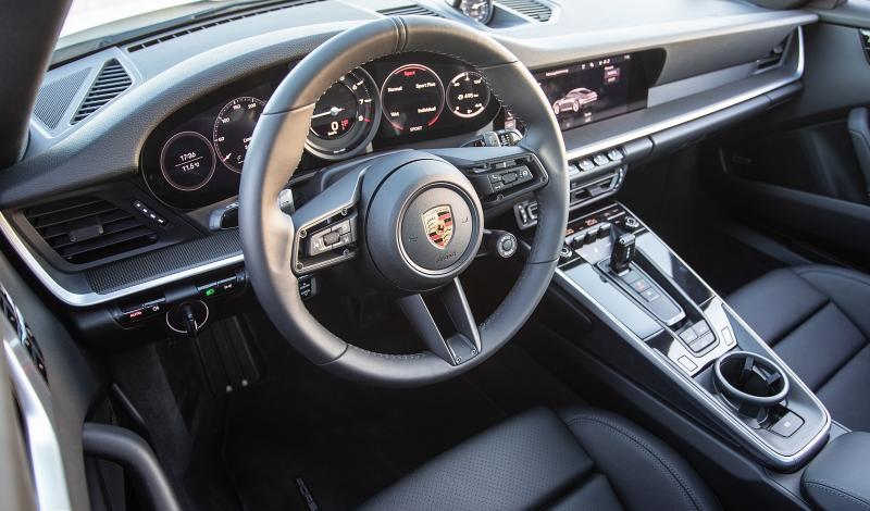 سعر ومواصفات بورش 911 كابروليه 2020 الجيل الثامن سيارات سيدتي