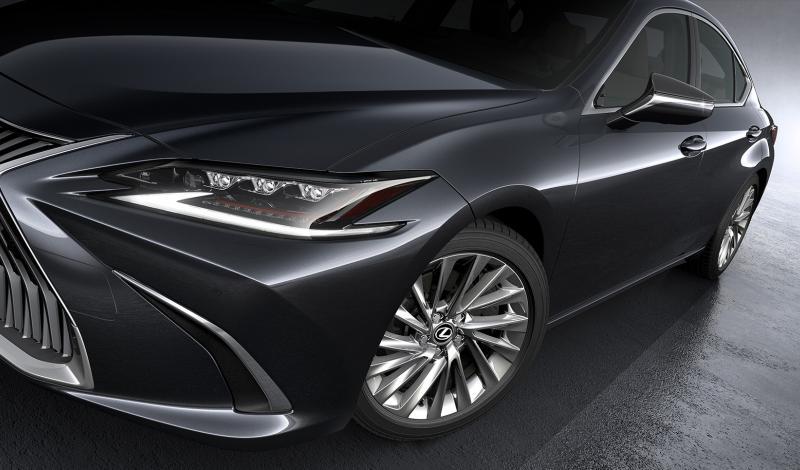 لكزس ES 350 Exclusive DD الجديدة 2020 | سيارات سيدتي