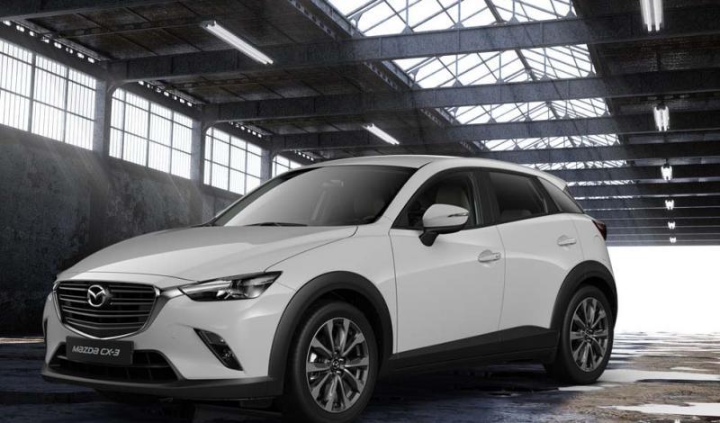 مازدا CX-3 4WD الجديدة 2020