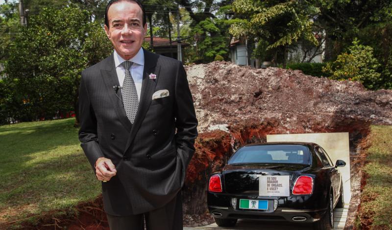 الملياردير البرازيلي شيكينو سكاربا