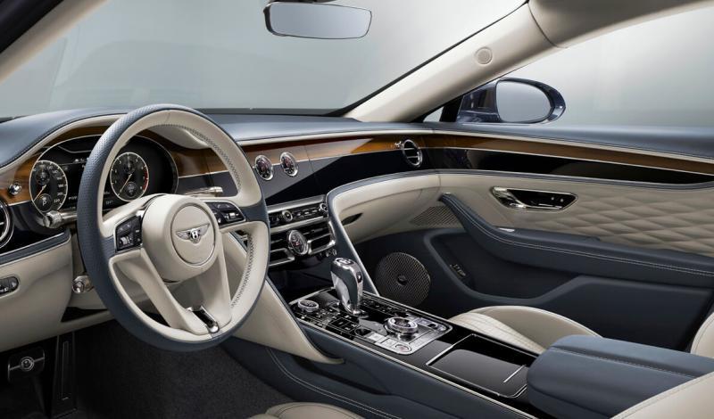 بنتلي فلاينج سبير W12 الجديدة 2020 سيارات سيدتي