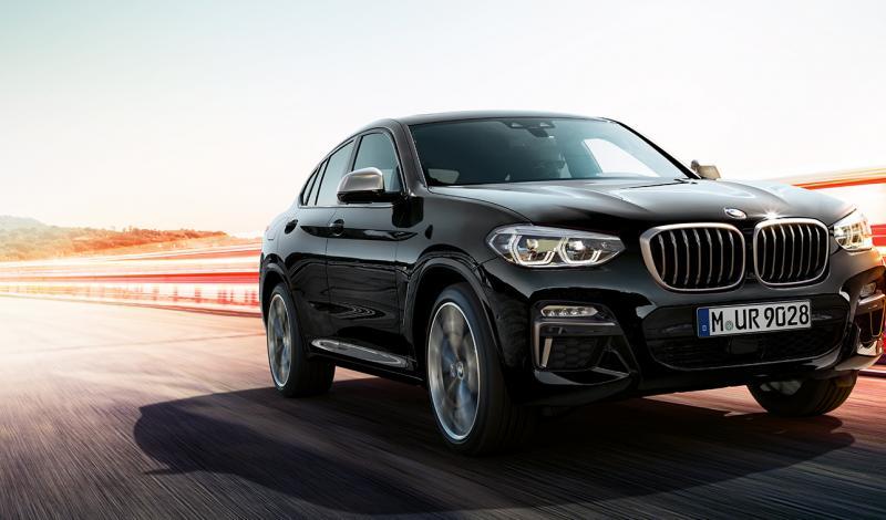 BMW X4 الجديدة 2020