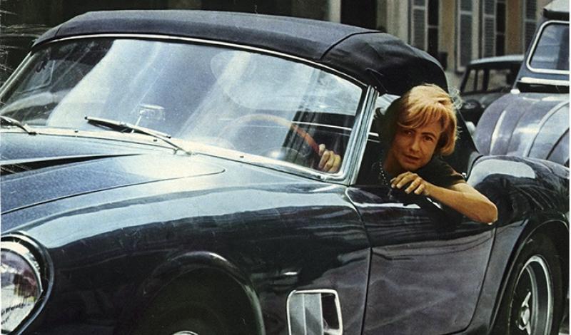 فرانسواز ساغان الأديبة الفرنسية العاشقة للسيّارات