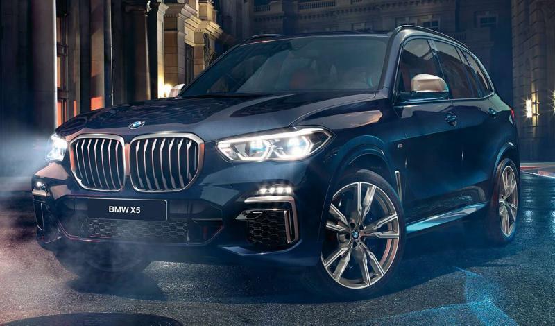 BMW X5 40i الجديدة 2019