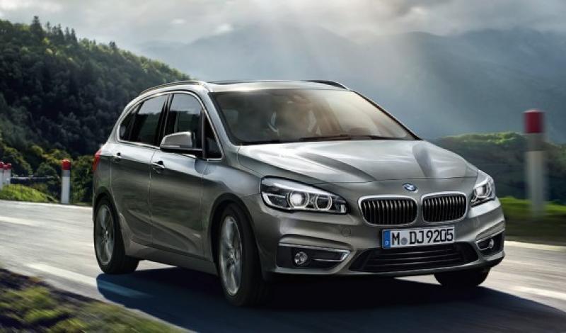 BMW الفئة الثانية Active Tourer 2018